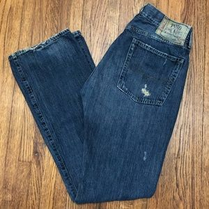 Polo Light Weight Boot Cut Jeans